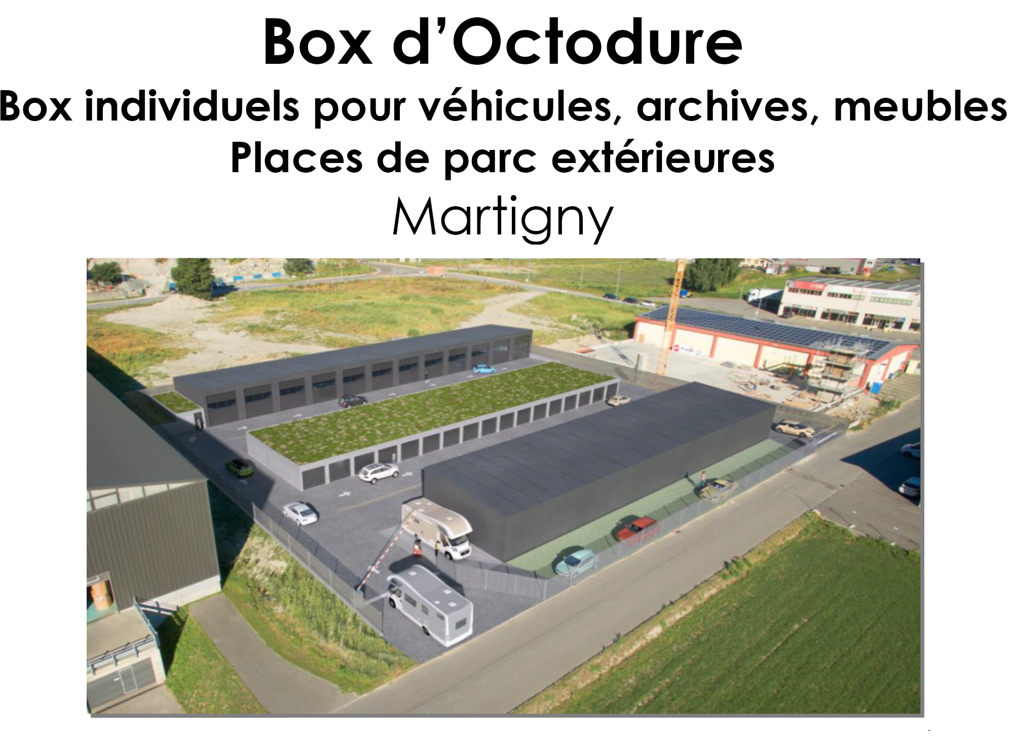 Box d'Octodure